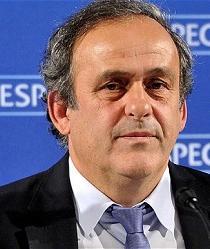 Platini anunciará esta semana su candidatura a la FIFA, según
