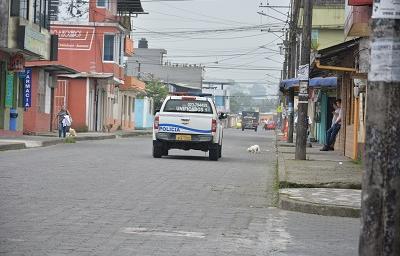Moradores de la cooperativa Nuevo Santo Domingo piden seguridad