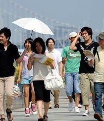 Fuerte ola de calor deja 25 muertos en Japón