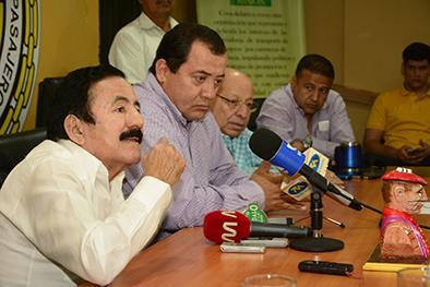 Transportistas no plegarán al paro nacional