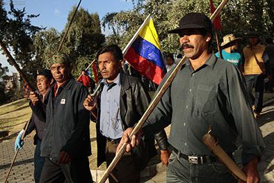 Ratifican prisión a 26 detenidos