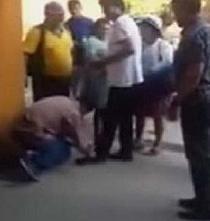 Evo Morales dice que escoltas lo atienden por cariño tras polémica por vídeo