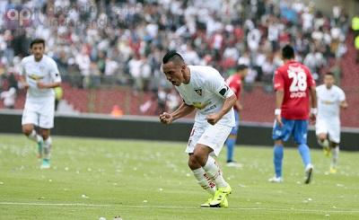 Copa Sudamericana: Liga de Quito ganó 1-0 al Nacional de Paraguay