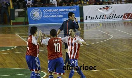Paraguay gana 3-1 a Colombia y clasifica a la final de la Copa América