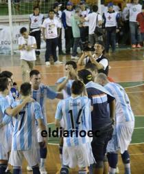 Argentina y Paraguay llegan a la final de la Copa América de Futsal
