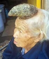 """Liang Xiuzhen es conocida como """"la mujer unicornio"""""""