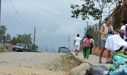 Acumulación de basura genera malestar en el barrio Natividad