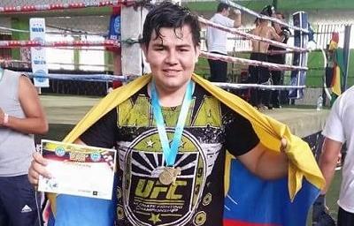 Ecuador obtuvo 29 medallas de oro en el Primer Campeonato Bolivariano de Kick Boxing