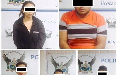 19 personas detenidas dejó el operativo Eslabón 47, en Manta
