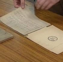 Encuentran el manuscrito original del