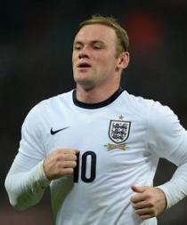Rooney busca convertirse en el máximo goleador histórico de Inglaterra