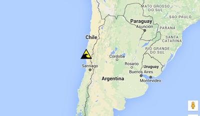 Sismo en Chile no generaría tsunami en costas ecuatorianas