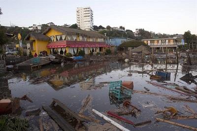 Se eleva a ocho la cifra de muertos por el terremoto en Chile