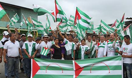 El Gobierno Provincial de Manabí sigue con la campaña