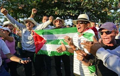 Manabí se impone en consulta popular con el 64,2% de los votos