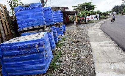 Esperan por las obras que inició Prefectura del Guayas