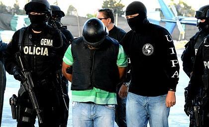 Detienen a narcotraficante colombiano en Sucumbíos