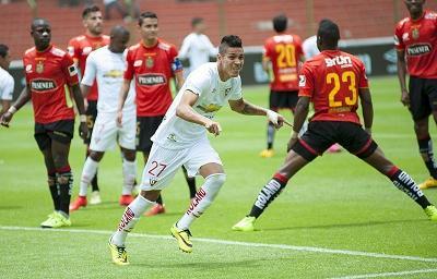 Liga de Quito vence por 3-2 a Deportivo Cuenca