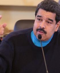 Maduro acusa a nuevos diplomáticos de EE.UU. de conspirar como antecesores