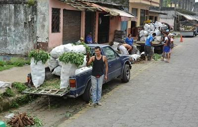 El mercado mayorista de Santo Domingo crece