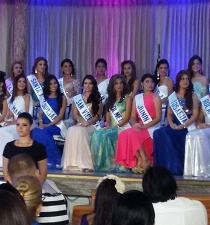 22 candidatas pugnan por ser la Reina de Manabí 2015