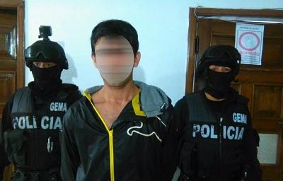Hombre es detenido por el presunto delito de tráfico de marihuana y heroína
