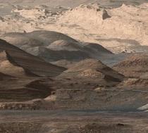 Algunas zonas de Marte pudieron tener lagos durante varios millones de años