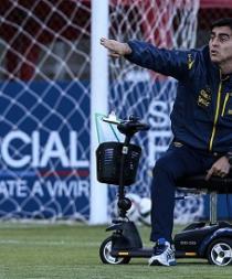Gustavo Quinteros estiró su serie invicta en Argentina