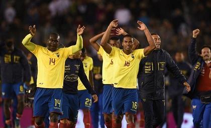 El 'espíritu guerrero' permitió que Ecuador consiga un triunfo histórico, destacan jugadores