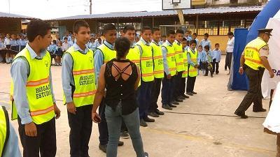Escuela Segura: Proyecto policial que se aplica en 30 instituciones educativas