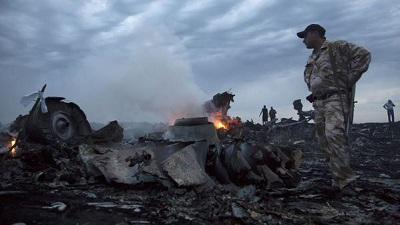 El vuelo MH17 de Malaysia Airlines fue derribado por un misil ruso