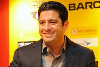 Antonio Noboa presentó su renuncia a la presidencia de Barcelona SC