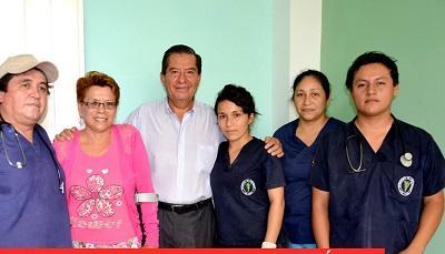 Estudiantes de la Universidad Vargas Torres realizan pasantías en Monterrey