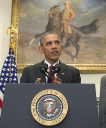 Obama llama a la calma y recuerda que no hay amenazas