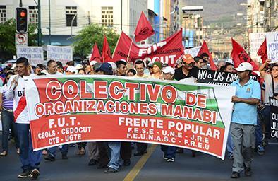 Nuevas protestas contra enmiendas constitucionales