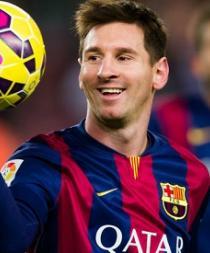 Messi celebra sus 600 partidos oficiales con el tanto que cierra la goleada