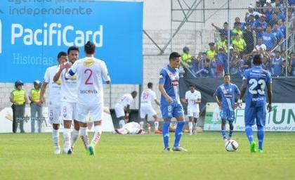 ¡Triunfo albo! Liga de Quito venció 2-0 a Emelec en el Jocay