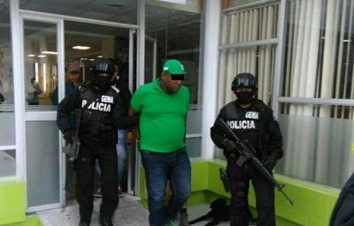 Presunto miembro de las FARC es detenido en Ecuador