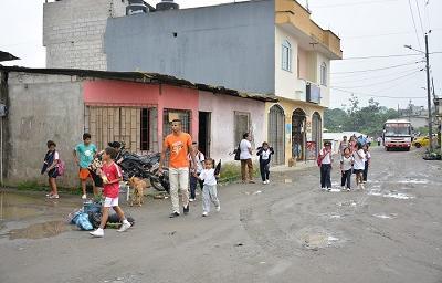 Sectores periféricos de Santo Domingo solicitan mejoras en el servicio de transporte urbano