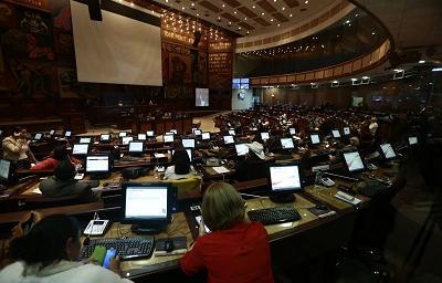 Segundo debate de enmiendas constitucionales será este jueves