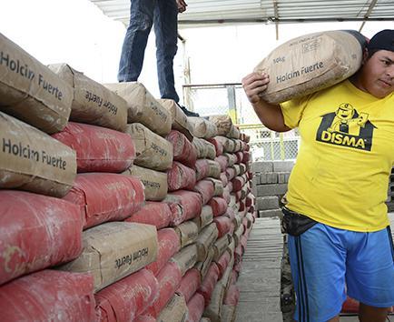 El precio del cemento se incrementa el diario ecuador - Precio del cemento ...