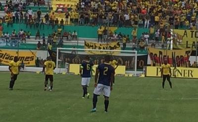 Estrellas del Ecuador venció 3-2 a Barcelona SC en partido benéfico
