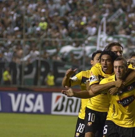 Ismael Blanco continúa un año más en Barcelona SC, Alemán sigue en duda