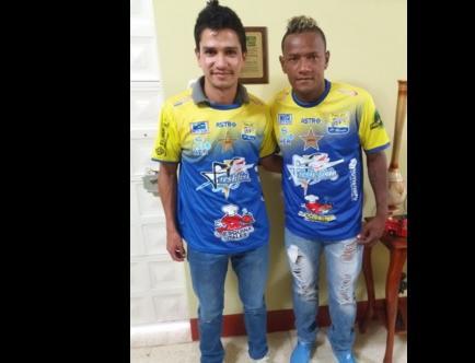 Miguel Ibarra y Crishian Márquez llegan a Delfín