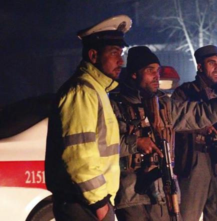 Al menos dos muertos y 15 heridos en ataque suicida en restaurante de Kabul