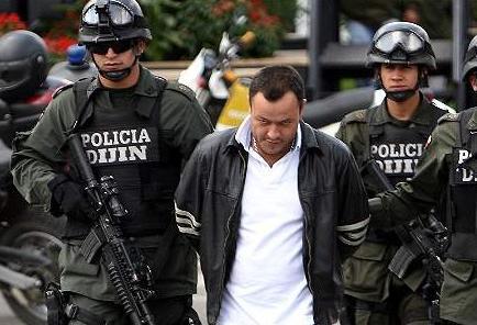 Capturan en Perú al exparamilitar y narcotraficante colombiano alias 'Duncan'