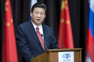 China promete activo papel en la política internacional