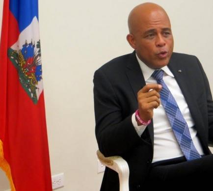 El presidente haitiano anuncia segunda ronda electoral para el 17 de enero