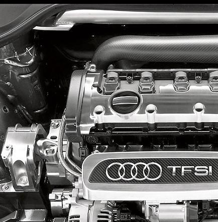 Audi TT: Un monstruo de cuatro ruedas