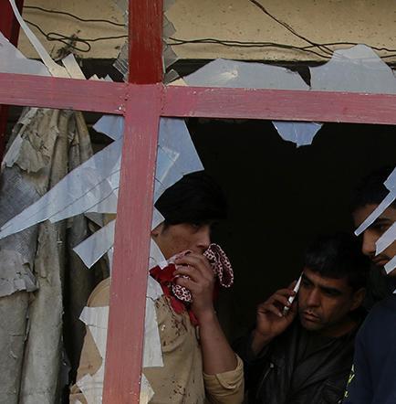 59 rehenes fueron liberados de una cárcel